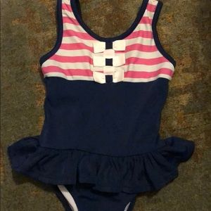 Gymboree bathing suit size 4
